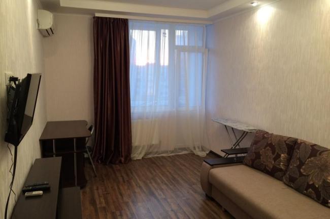 Крым Севастополь посуточно  1 комнатная квартира.