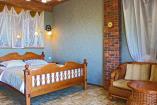 номер Морской   Крым VIP отдых в Алуште  рядом с морем и  бассейн , завтрак