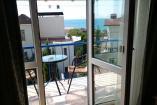 3-й этаж с улицы и одновременно 4-ий этаж со стороны моря номер 3.1             Крым  гостевой дом в Севастополе   рядом с морем