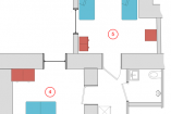 4-мест двухком) +2 доп мест Гостевой дом Ливадия