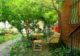 Борисоль - Гостевой дом Крым, г. Алушта, с. Солнечногорское, ул. Молодёжная, 7 отдых  с детьми