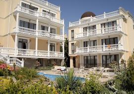 Зори - гостиница Симеиз