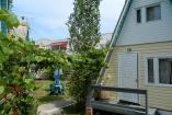 Финский дом и корпус 1