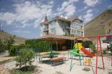 Крым частный сектор Коктебель  отдых с детьми