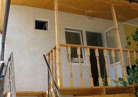 Встреча  2 на набережной Алушты - 1-комнатная квартира в Алушта (5 спальных.мест)